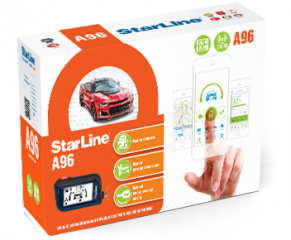 Автосигнализация StarLine A 96 2CAN+2LIN GSM