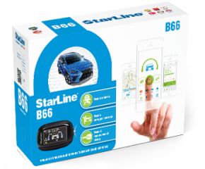 Автосигнализация StarLine B 66 2CAN+2LIN