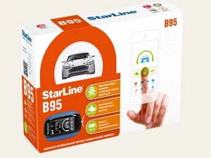 Автосигнализация StarLine B95 BT CAN+LIN GSM-GPS