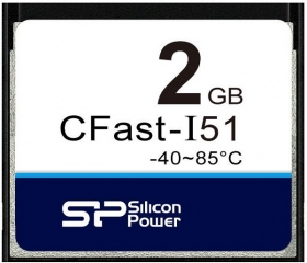 Карта памяти Compact Flash Silicon Power C-FAST 2GB