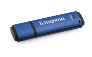 USB-флэш накопитель Kingston Data Traveler Vault Privacy 4GB