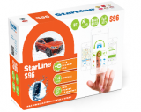 Автосигнализация StarLine S 96 BT GSM/GPS 2CAN+LIN