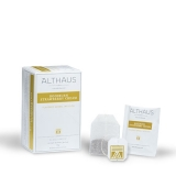 Чай Althaus Rooibush Strawberry Cream Deli Pack 20пак x 1.75г