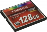 Карта памяти CF Transcend Ultra Speed 800X 128GB (TS128GCF800)