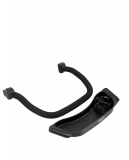 Комплект бампер и столик Mountain Buggy Nano Grab Bar Set Black